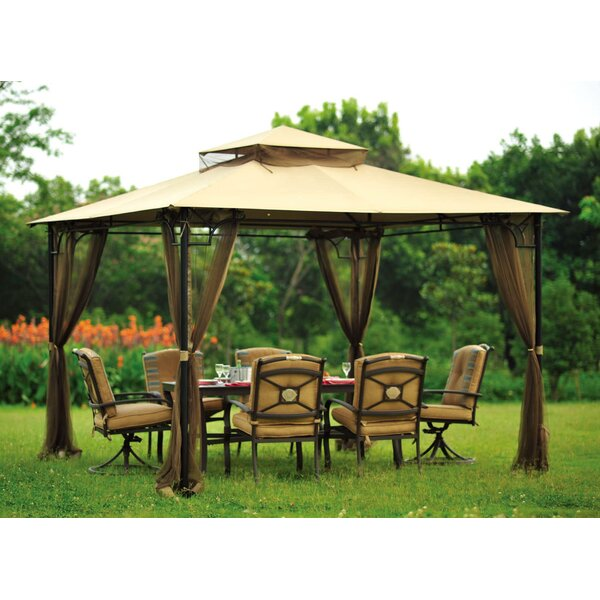 Replacement Mosquito Netting for Grove Gazebo by Sunjoy