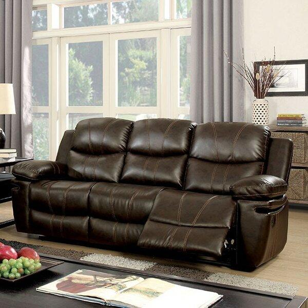 Deckland Reclining Sofa by Red Barrel Studio
