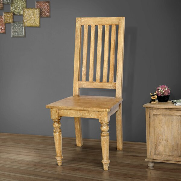 Suffolk Solid Wood Dining Chair (Set of 2) by Casual Elements