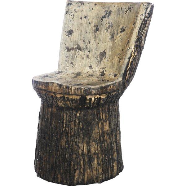 Saddleback Barrel Chair by Loon Peak