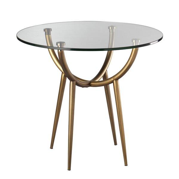 Fleeman End Table by Everly Quinn Everly Quinn