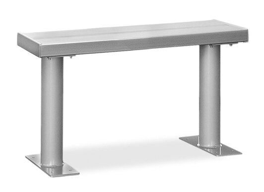 Aluminum Locker Bench by Salsbury Industries