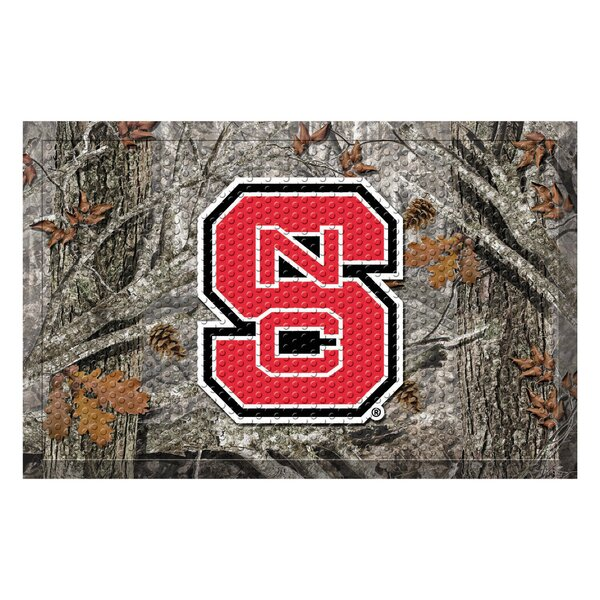 North Carolina State University Doormat by FANMATS