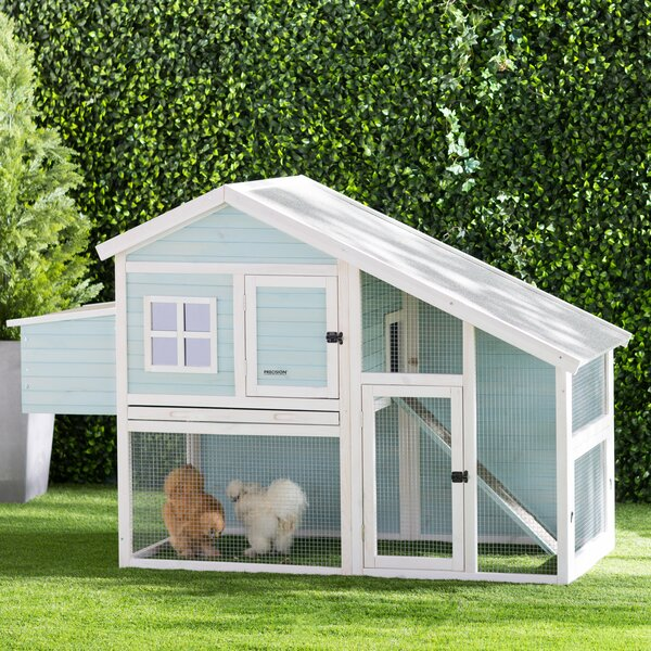 Dorothy Nantucket Chicken Coop by Archie & Oscar