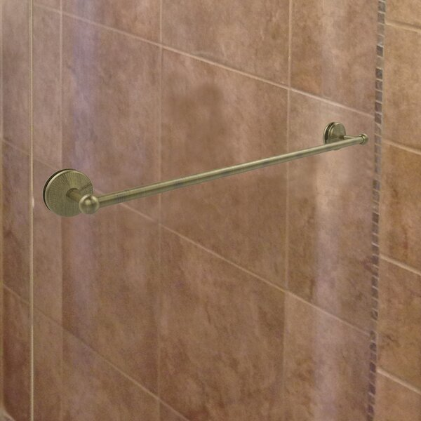 Monte Carlo Shower Door Wall Mounted Towel Bar by Allied Brass