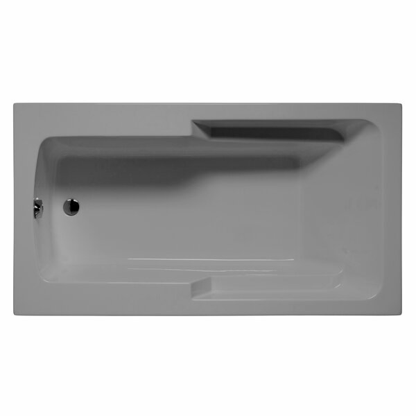 Coronado 66 x 36 Air/Whirlpool Bathtub by Malibu Home Inc.
