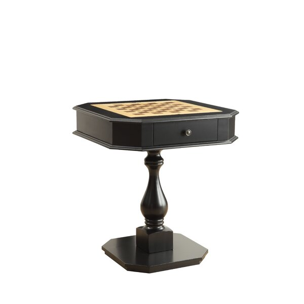 Shanley End Table with Storage by Canora Grey