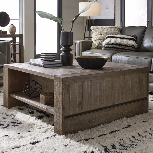Norah Lift Top Coffee Table With Storage By Foundry Select