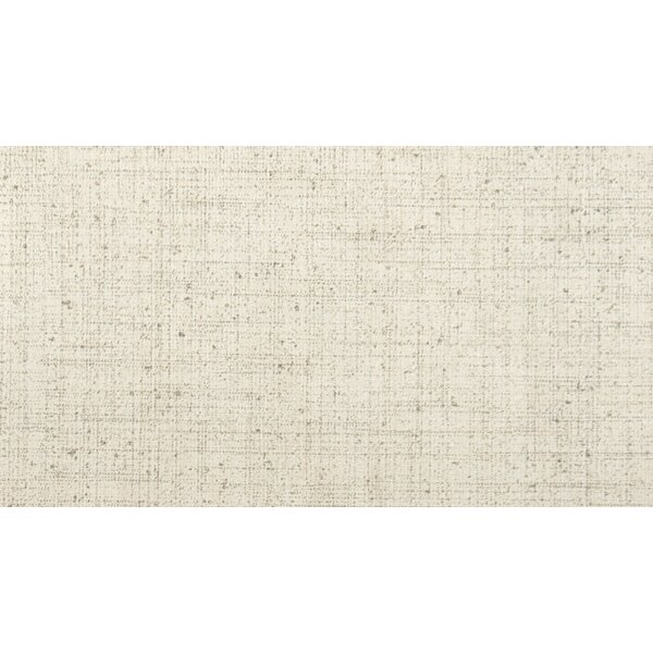 Canvas 12 x 24 Porcelain Fabric Look/Field Tile in Angora by Emser Tile