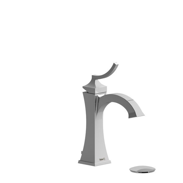 Eiffel Single Hole Bathroom Faucet With Drain Assembly By Riobel