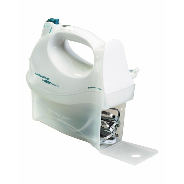 Power Deluxe Hand Mixer by Hamilton Beach