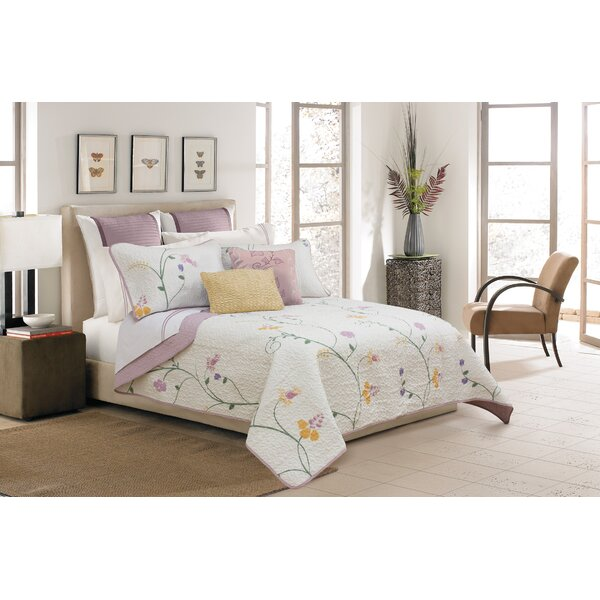 Hessie 3 Piece Coverlet Set by August Grove