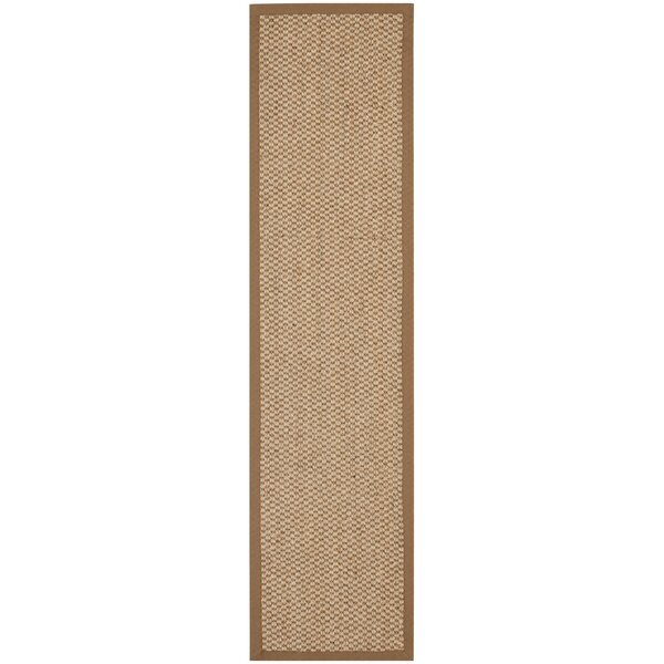 Austin Natural Area Rug by Charlton Home