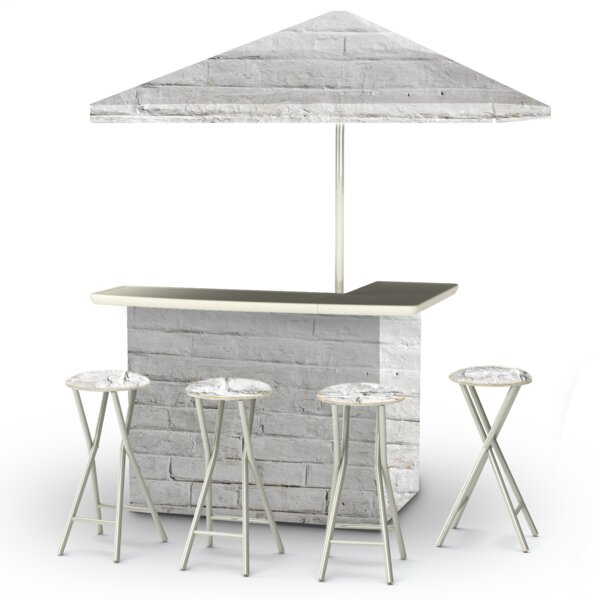 Cinderblock 8 Piece Bar Set by Best of Times