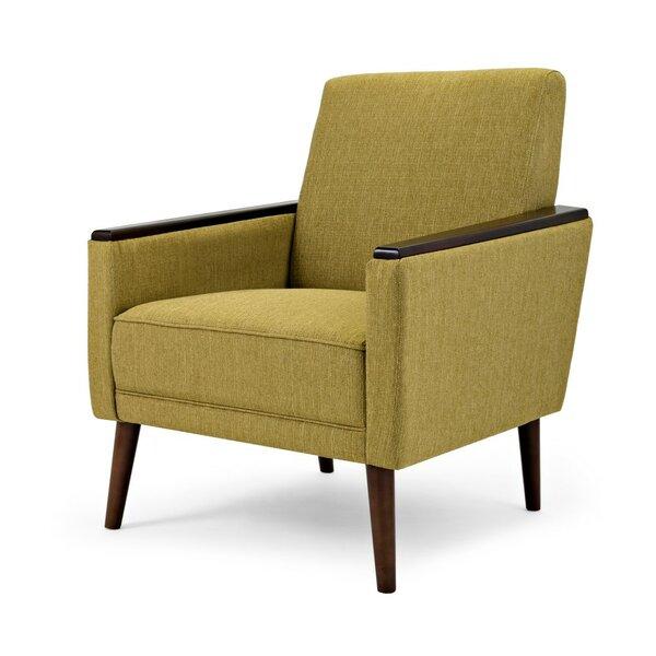 Fuselier Mid Century Grant Armchair by George Oliver