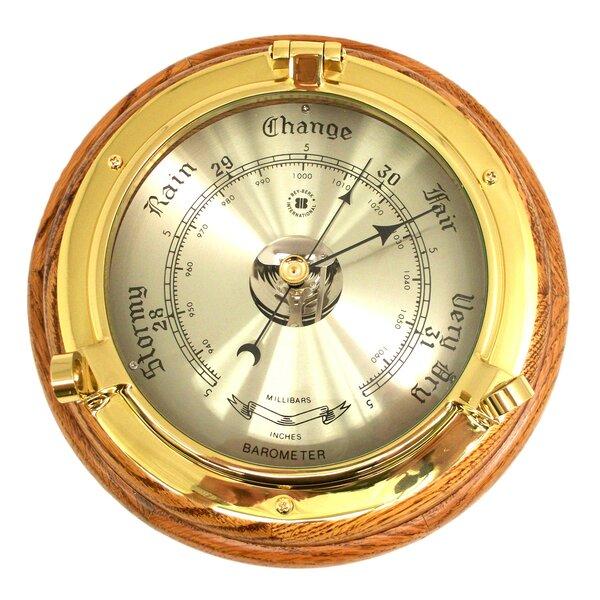 Porthole Barometer by Bey-Berk