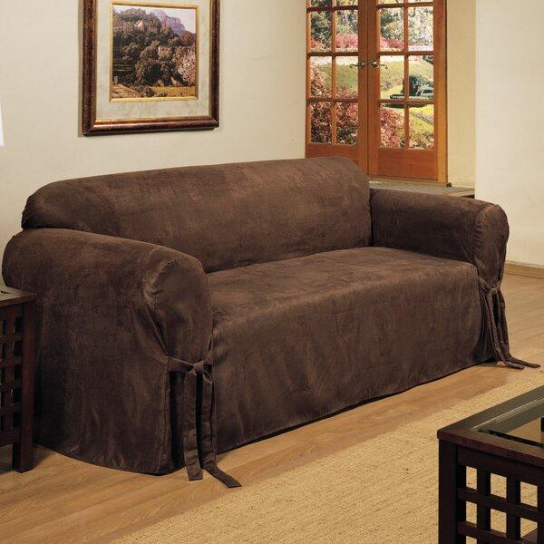 Chic Box Cushion Sofa Slipcover By Classic Slipcovers