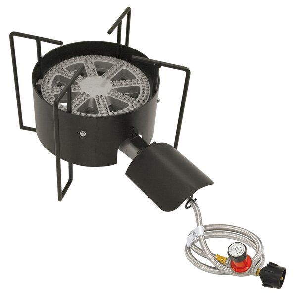 Banjo Deep Fryer with Hose Guard by Bayou Classic