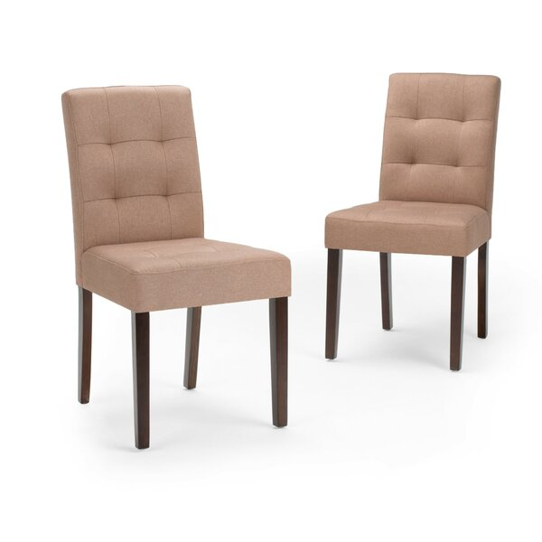 Washtenaw Upholstered Dining Chair (Set of 2) by Red Barrel Studio