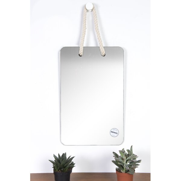 Ginsberg Wall Mirror by Longshore Tides