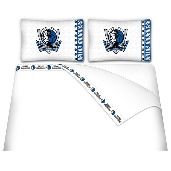 NBA Sheet Set by Sports Coverage Inc.