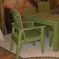 Milford Patio Dining Chair by Darby Home Co
