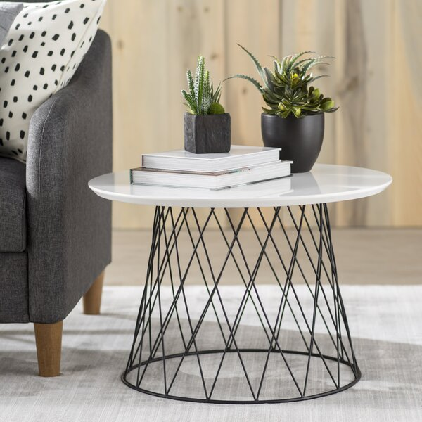 Brickley Coffee Table by Mercury Row