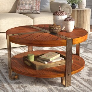 Brannan Round Coffee Table