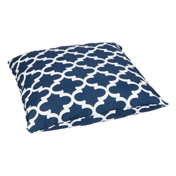 Ellyson Indoor/Outdoor Euro Pillow by Rosecliff Heights