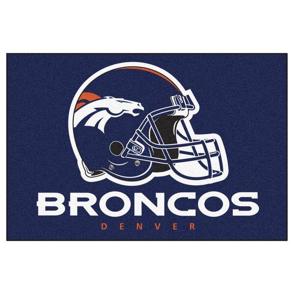 NFL - Denver Broncos Doormat by FANMATS