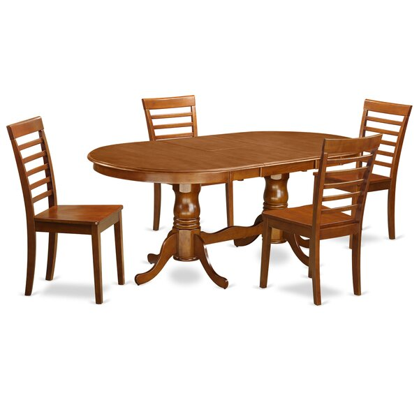 Germantown Extendable Dining Set by Darby Home Co Darby Home Co