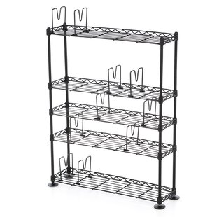 Multimedia Etagere Bookcase