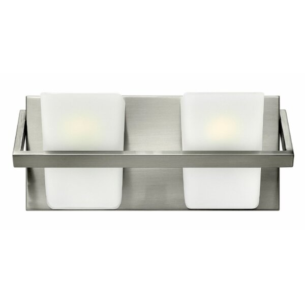 Blaire 2-Light Bath Bar by Hinkley Lighting