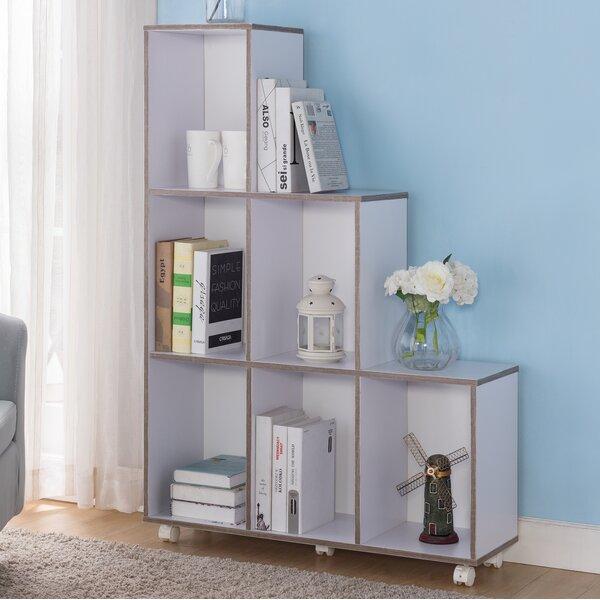Lea Step Bookcase By Ebern Designs