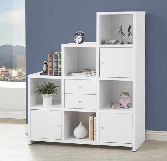 Vanhouten Standard Bookcase by Latitude Run