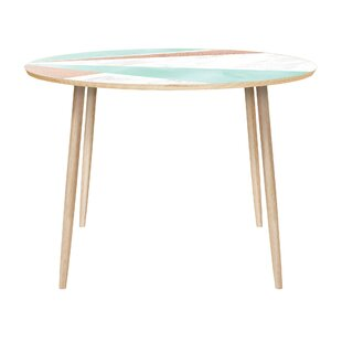 Affordable Price Asha Dining Table by Bungalow Rose
