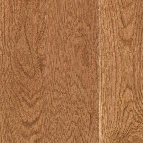 Brandon Dune 5 Solid Oak Hardwood Flooring in Golden by Mohawk Flooring
