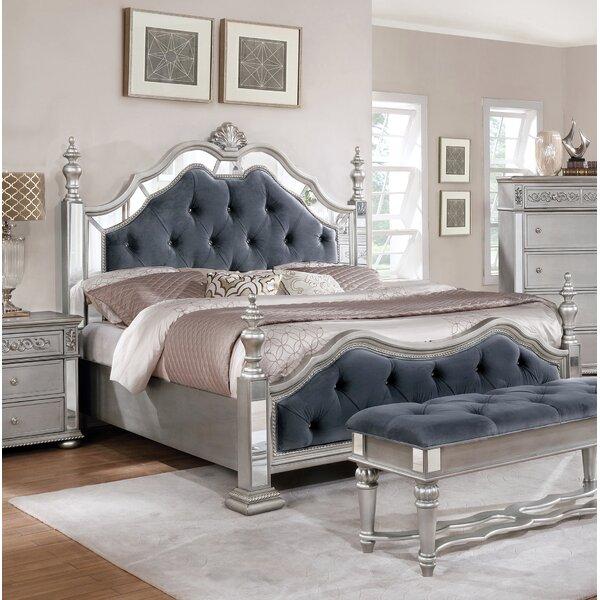 Kieran Standard 6 Piece Bedroom Set by Rosdorf Park