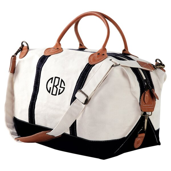 Personalized Weekender in Black by CB Station