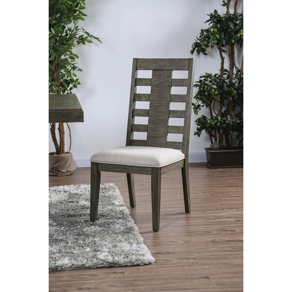 Brode Upholstered Dining Chair (Set of 2) by Foundry Select