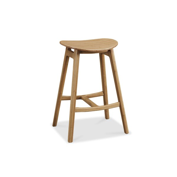 Skol Bar Height 30 Bar Stool (Set of 2) by Greenington