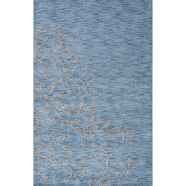 Modella Nile Elicia Hand-Tufted Blue Area Rug by nuLOOM