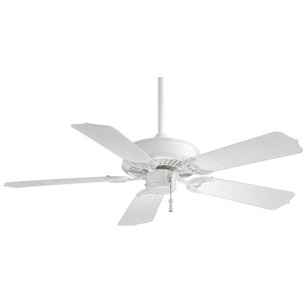 42 Sundance 5-Blade Indoor / Outdoor Ceiling Fan by Minka Aire