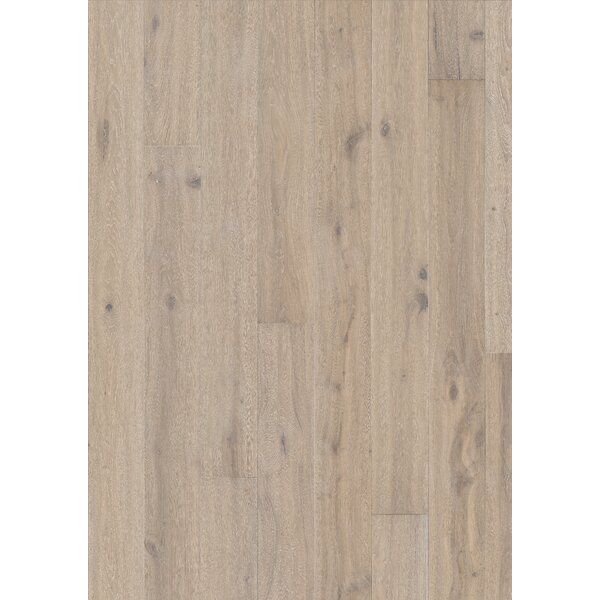 Smaland 7-3/8 Engineered Oak Hardwood Flooring in Vista by Kahrs