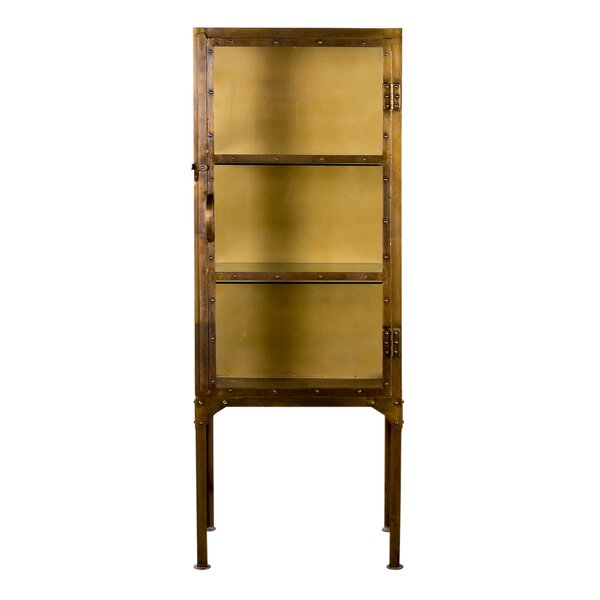 Ruthie Display Curio Cabinet by Bloomsbury Market