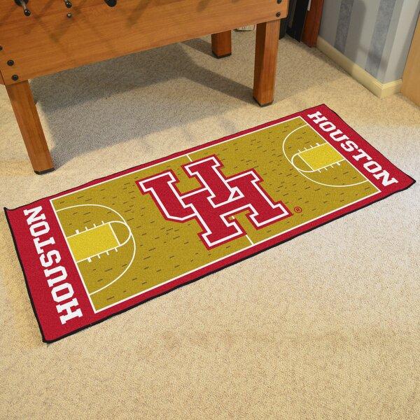 University of Houston Doormat by FANMATS