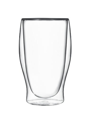 Thermic Beverage 16 Oz. Glass (Set of 2) by Luigi Bormioli