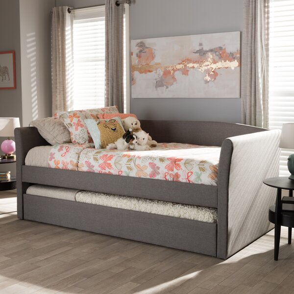 Serena Daybed with Trundle by Wholesale Interiors