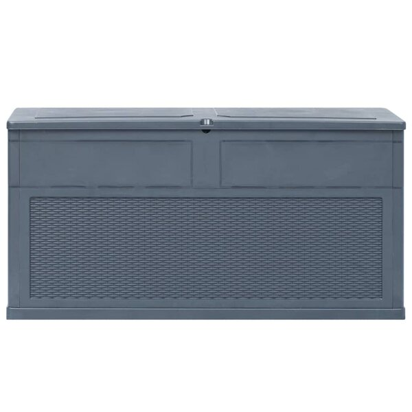 84.54 Gallon Plastic Deck Box By East Urban Home