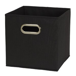 Open Fabric Storage Bin (Set of 6)